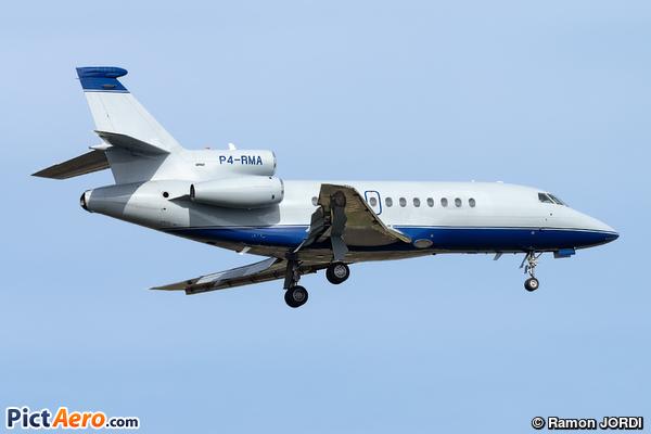 Dassault Falcon 900 (Sonnig International Private Jet)