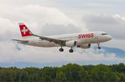Airbus A320-214 (HB-JLT)