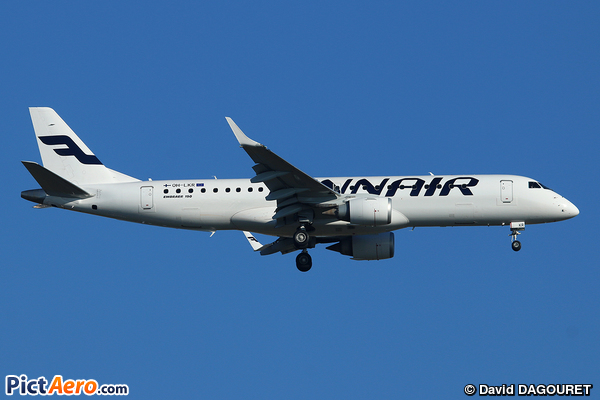 Embraer ERJ-190-100LR 190LR  (Finnair)