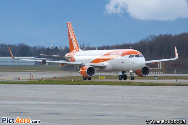 Airbus A320-114 (easyJet Switzerland)