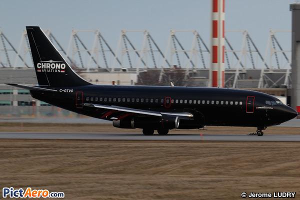 Boeing 737-219(Adv) (Chrono Aviation)