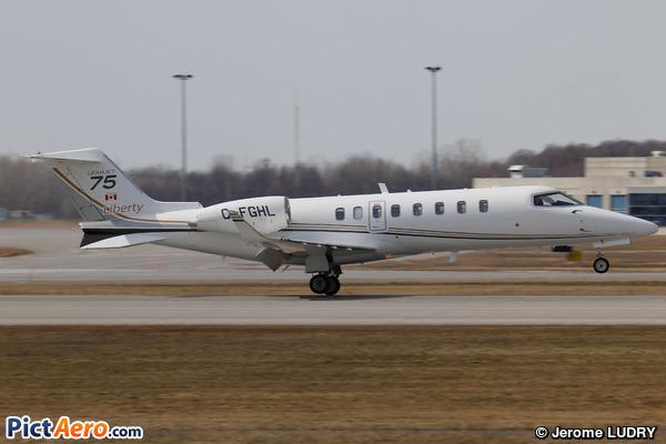 Bombardier Learjet 45 (Skyservice Business Aviation)
