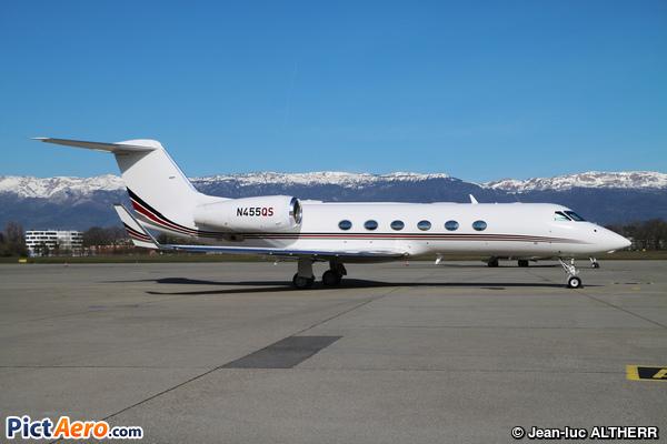 Gulfstream Aerospace G-IV Gulftream IV SP (Net Jets Inc. USA)