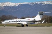 Gulfstream G550 (HB-JAZ)