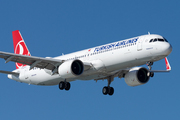 Airbus 321-271NX (TC-LSF)
