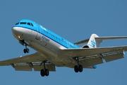 Fokker 70 (F-28-0070) (PH-KZU)