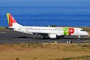 Embraer ERJ-190LR (ERJ-190-100LR) (CS-TPV)