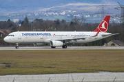 Airbus A321-231/WL (TC-JSK)
