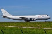 Boeing 747-236B/SF (4L-GEO)
