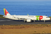 Airbus A321-251NX (CS-TXA)