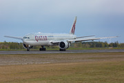 Boeing 777-3DZ/ER (A7-BEI)