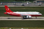 Airbus A319-133X/CJ (TC-IST)