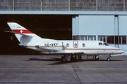 Dassault Falcon 10 (HB-VKF)