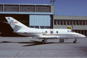 Dassault Falcon 10 (D-CENT)