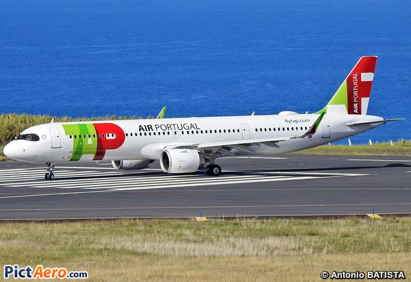 Airbus A321-251NX (TAP Portugal)