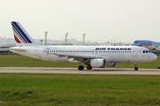 Airbus A320-211 (F-GHQG)