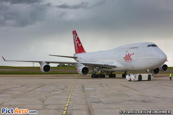Boeing 747-433/BDSF (Aerotrans Cargo)