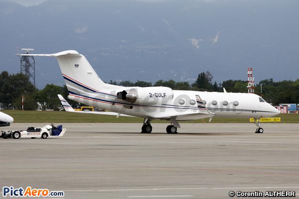 Gulfstream Aerospace G-IV Gulftream IV SP (Travcorp)