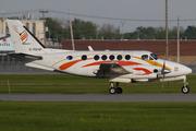 Beech B100 King Air  (C-FEYP)