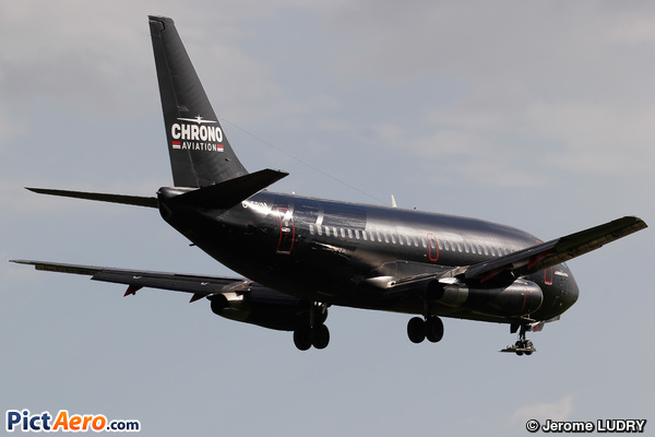 Boeing 737-247/Adv (Chrono Aviation)