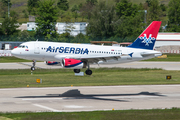 Airbus A319-132 (YU-APK)