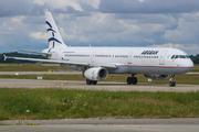Airbus A321-232 (SX-DVP)