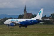 Boeing 737-5L9 (YR-BAG)