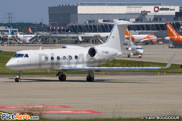 Gulfstream Aerospace G-IV X (G450) (Jet4U Srl.)