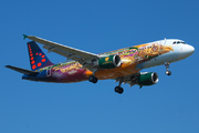 Airbus A320-214 (OO-SNF)