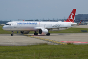 Airbus A321-271NX (TC-LSG)