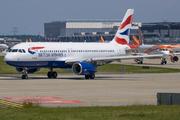Airbus A320-232 (G-EUUT)