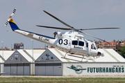 Bell 412 EP (EC-JIM)