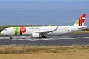 Airbus A.321-251NX/LR (CS-TJQ)