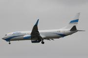 Boeing 737-8CX/WL