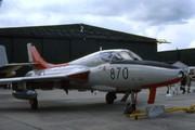 Hawker Hunter T8C