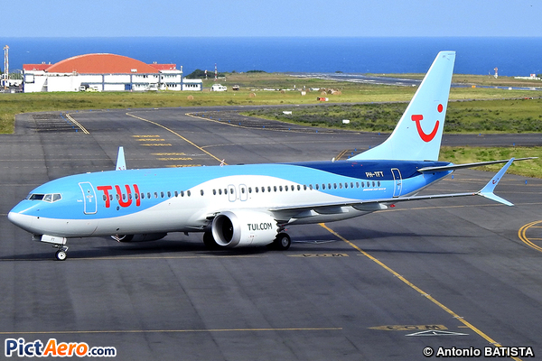 Boeing 737-8 Max (TUI Airlines Netherlands)