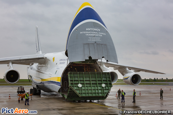 Antonov An-124-100 Ruslan (Antonov Airlines)
