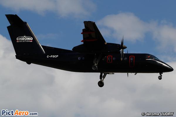 De Havilland Canada DHC-8-102 (Chrono Aviation)