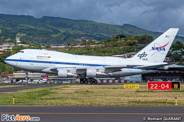 Boeing 747SP-21 (United States - National Aeronautics and Space Administration (NASA))