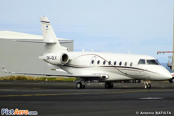 Gulfstream G200 (IAI-1126 Galaxy) (Eclair Aviation)