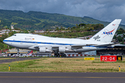 Boeing 747SP-21 (N747NA)