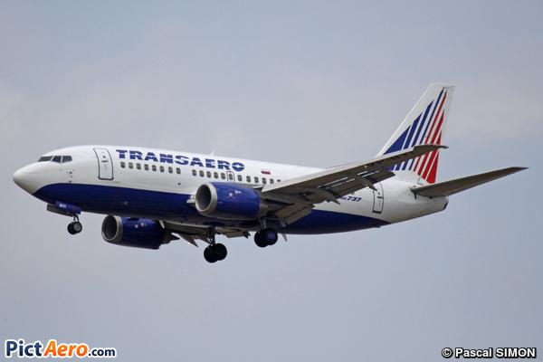 Boeing 737-524 (Transaero Airlines)
