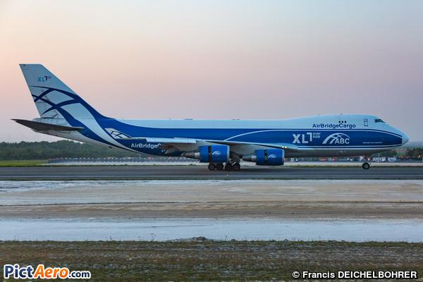 Boeing 747-46N/ERF (Air Bridge Cargo Airlines)