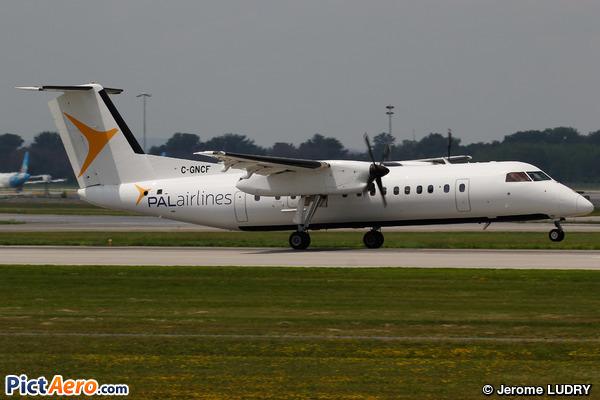 De Havilland Canada DHC-8-311 Dash 8 (Provincial Airlines)