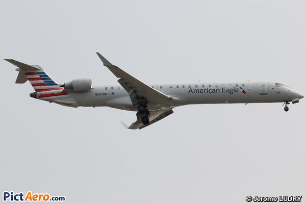 Bombardier CRJ-900LR (American Eagle (PSA Airlines))