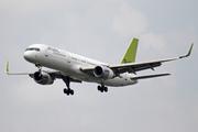 Boeing 757-256/WL (YL-BDC)