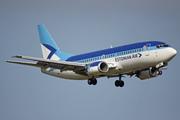 Boeing 737-36N (ES-ABK)