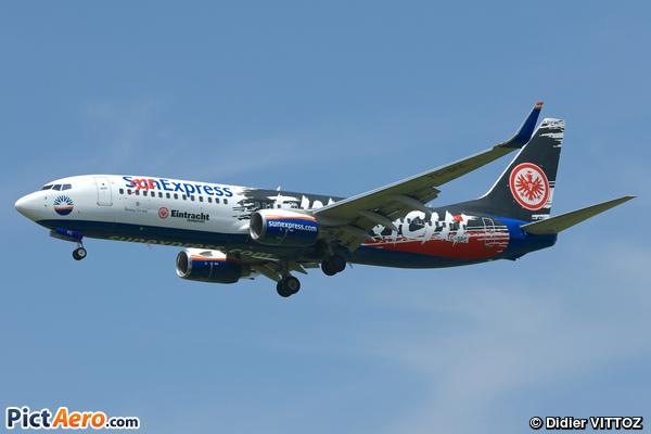 Boeing 737-8AS/WL (SunExpress)