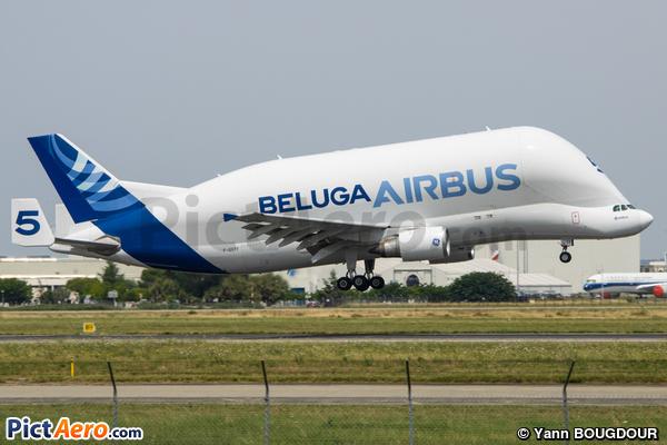 Airbus A300B4-608ST Super Transporter (Airbus Transport International)