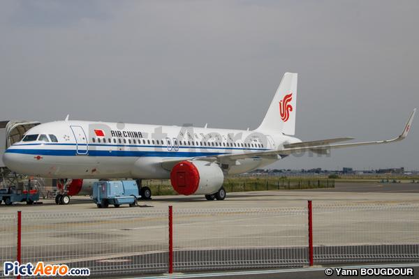 Airbus A320-251N (Air China)